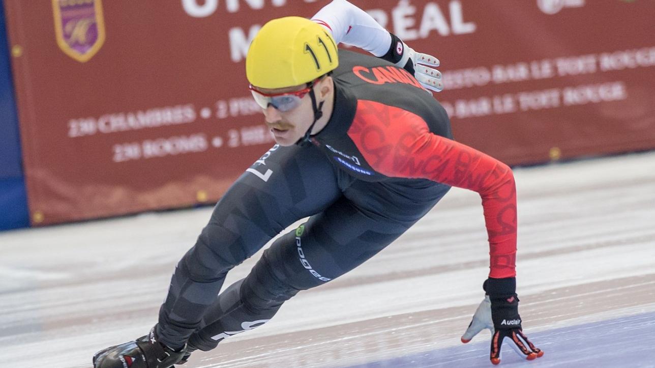 Le v t ran de courte piste olivier jean opte pour le patinage de vitesse longue piste - Formule vitesse de coupe ...