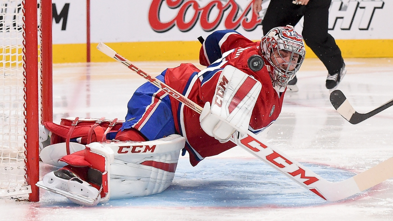 canadien carey price continue de sauver les meubles cette fois contre les stars. Black Bedroom Furniture Sets. Home Design Ideas