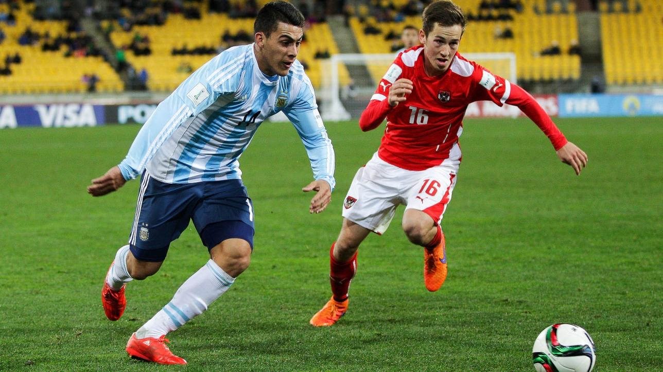 Champ des moins de 20 ans l 39 argentine en position d licate apr s son verdict nul face l - Coupe du monde moins de 20 ans ...