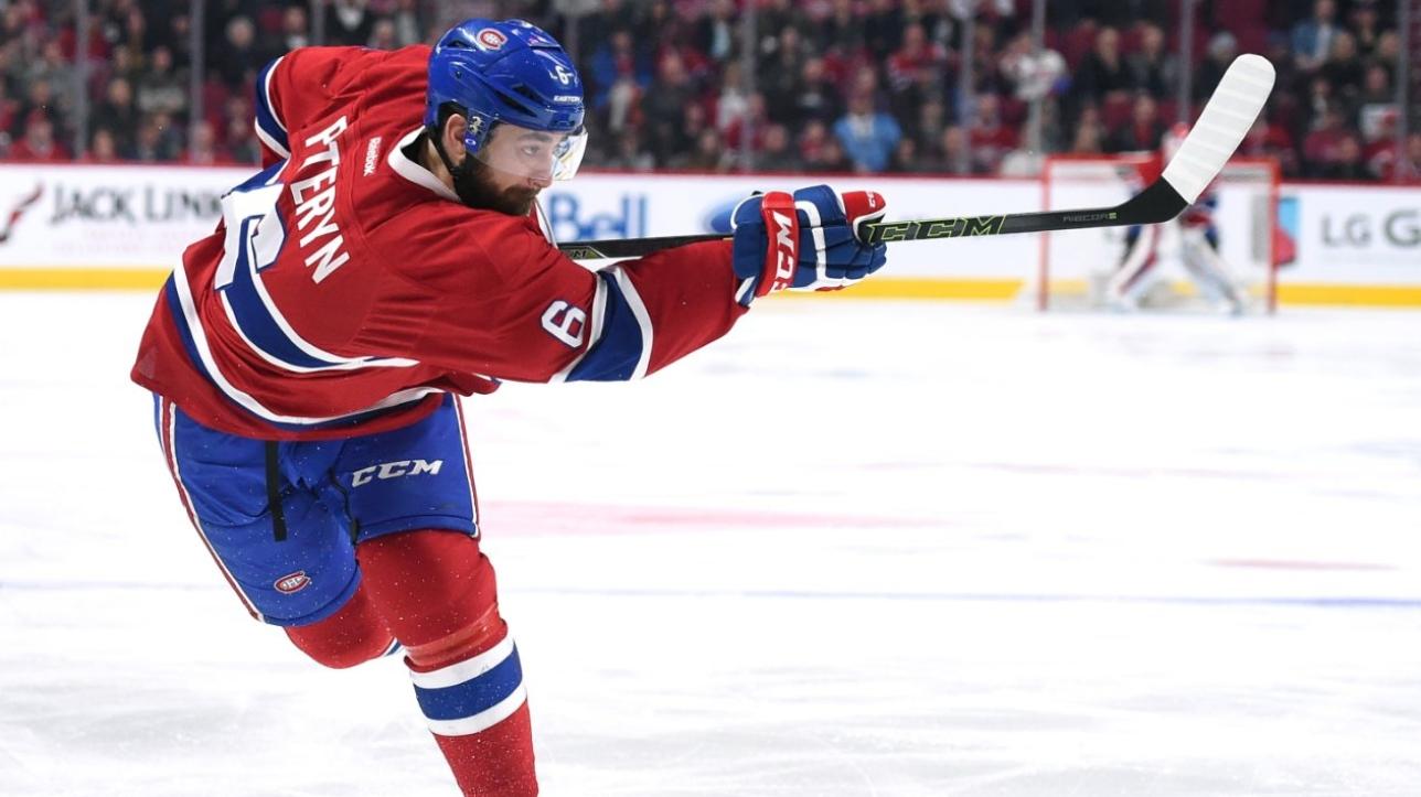Mario tremblay les joueurs du canadien offrent un meilleur spectacle - Image hockey canadien ...