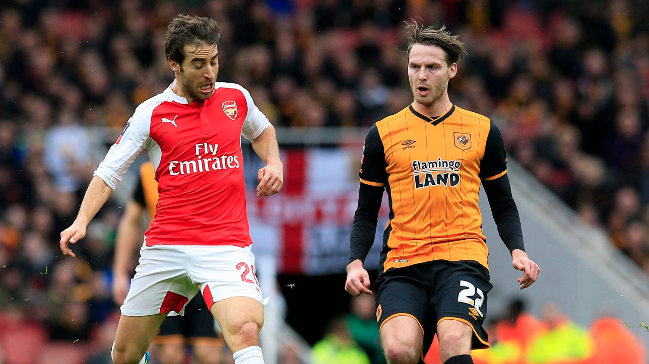 Arsenal accroch chez lui par hull en coupe d 39 angleterre soccer - Calendrier coupe d angleterre ...