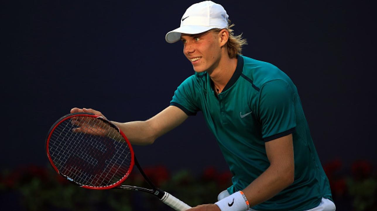 Denis Shapovalov et Bianca Andreescu seront au Challenger de Granby (tennis)