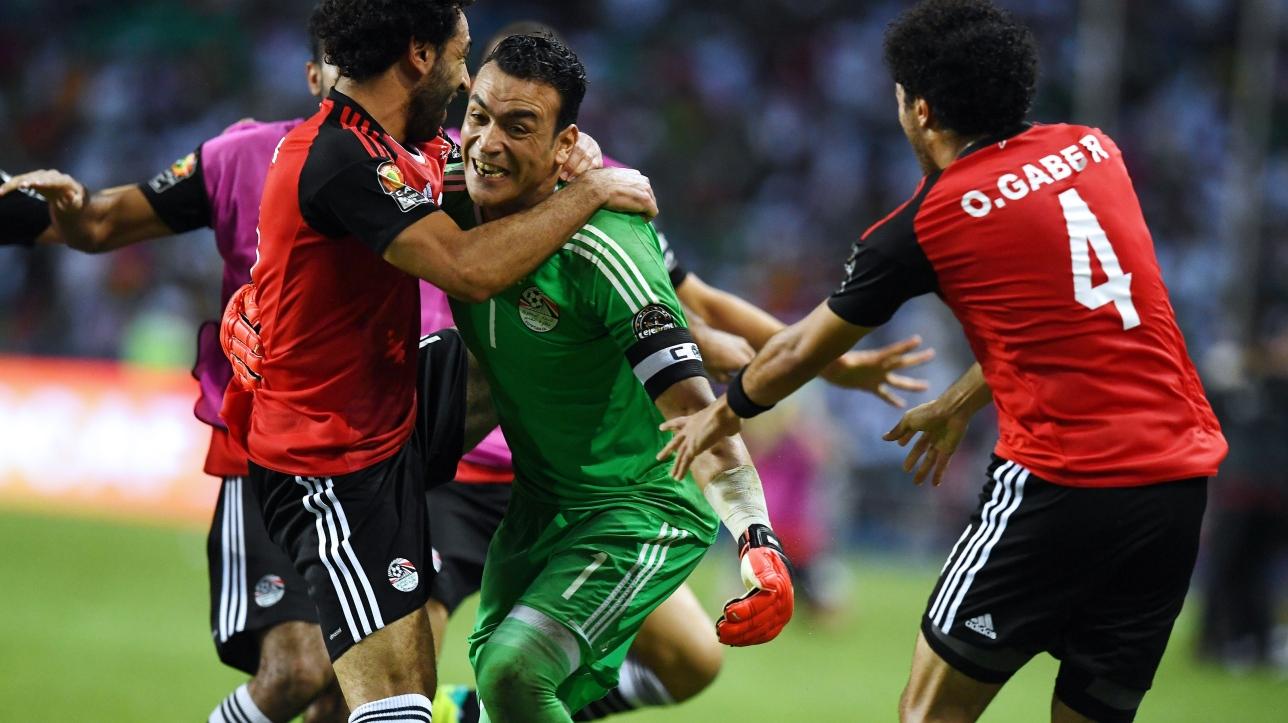 Soccer l 39 gypte sept fois vainqueur qualifi e pour la finale de la coupe d 39 afrique des - Vainqueur coupe d afrique ...