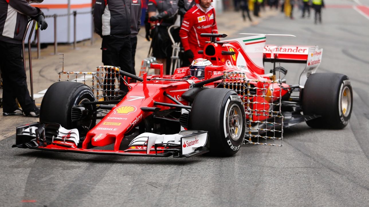 formule 1 essais de barcelone 2e jour kimi r ikk nen d tr ne hamilton. Black Bedroom Furniture Sets. Home Design Ideas