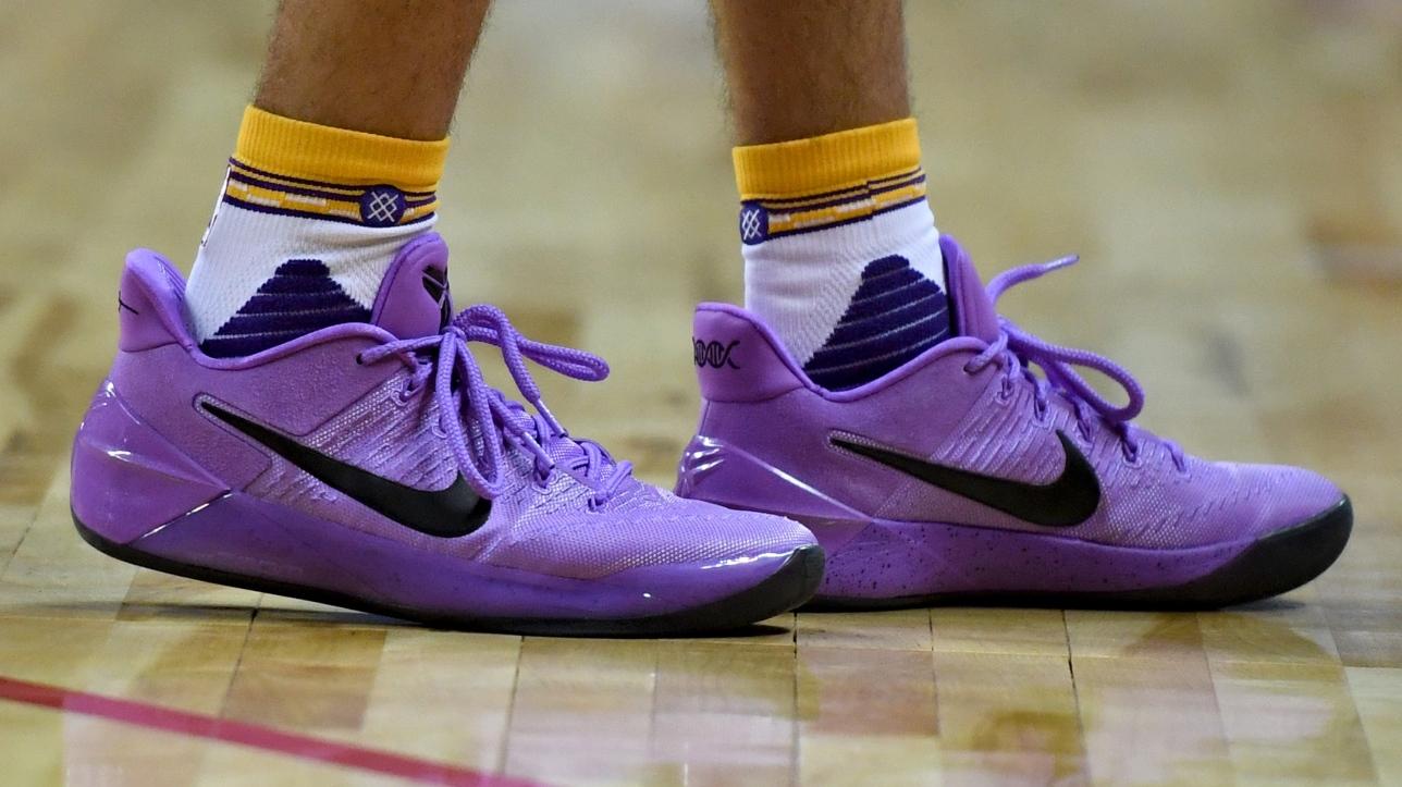 Lonzo l'équipementier NBA brille de des Ball avec chaussures Pw8qA