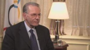 Les confidences de Jacques Rogge