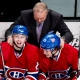 Alex Galchenyuk et Brendan Gallagher