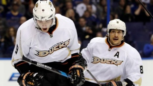 Ducks 6 - Blues 5 (Fus.)
