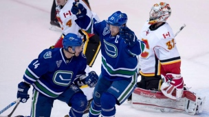 Canucks 5 - Flames 1