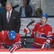 Brian Gionta et Michel Therrien