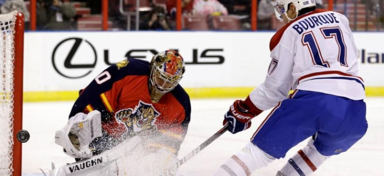 Canadiens 1 - Panthers 0 (Prol.)