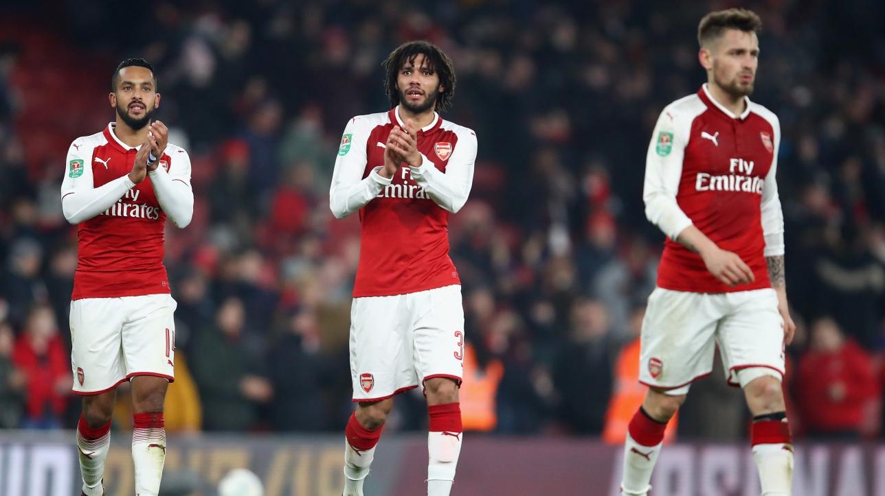 Arsenal s 39 est qualifi pour les demi finales de la coupe - Vente billet finale coupe de la ligue ...