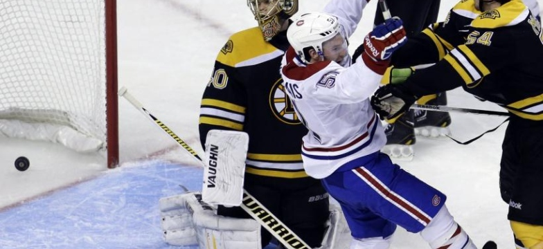 Canadiens 4 - Bruins 3