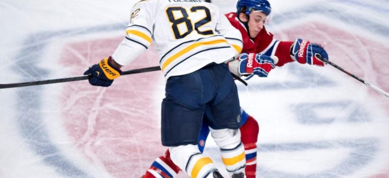 Sabres 3 - Canadiens 2 (Prol.)