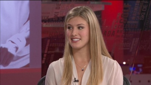 L'ascension d'Eugenie Bouchard