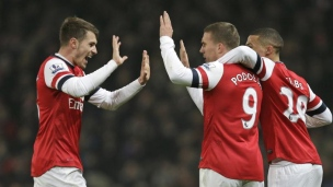 Arsenal 3 - Norwich City 1