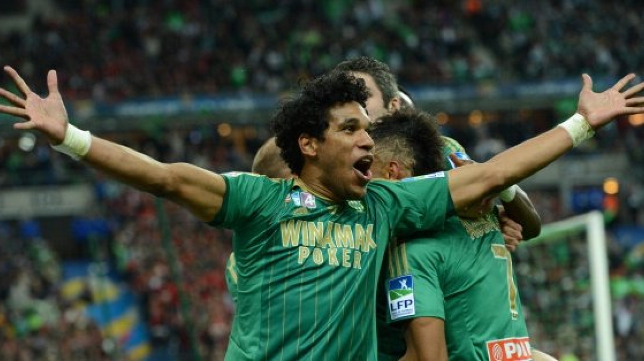 Saint tienne remporte la coupe de la ligue - Saint etienne paris coupe de la ligue ...