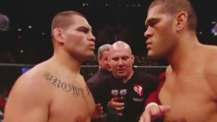 UFC 160 - Velasquez c. Big Foot