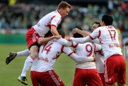 Les Red Bulls de New York