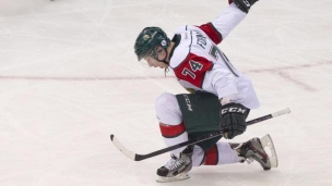 Mooseheads 9 - Knights 2