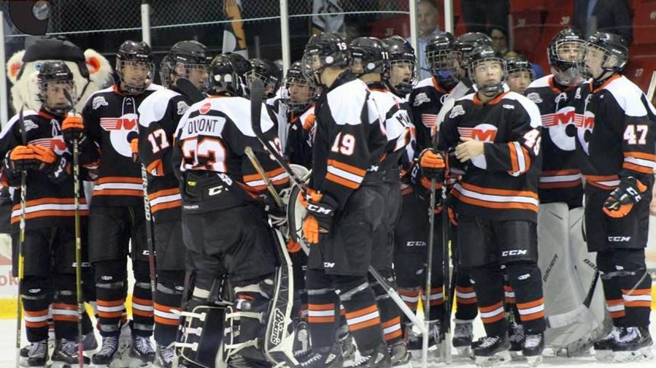 Aaa hockey midget ranking — 10