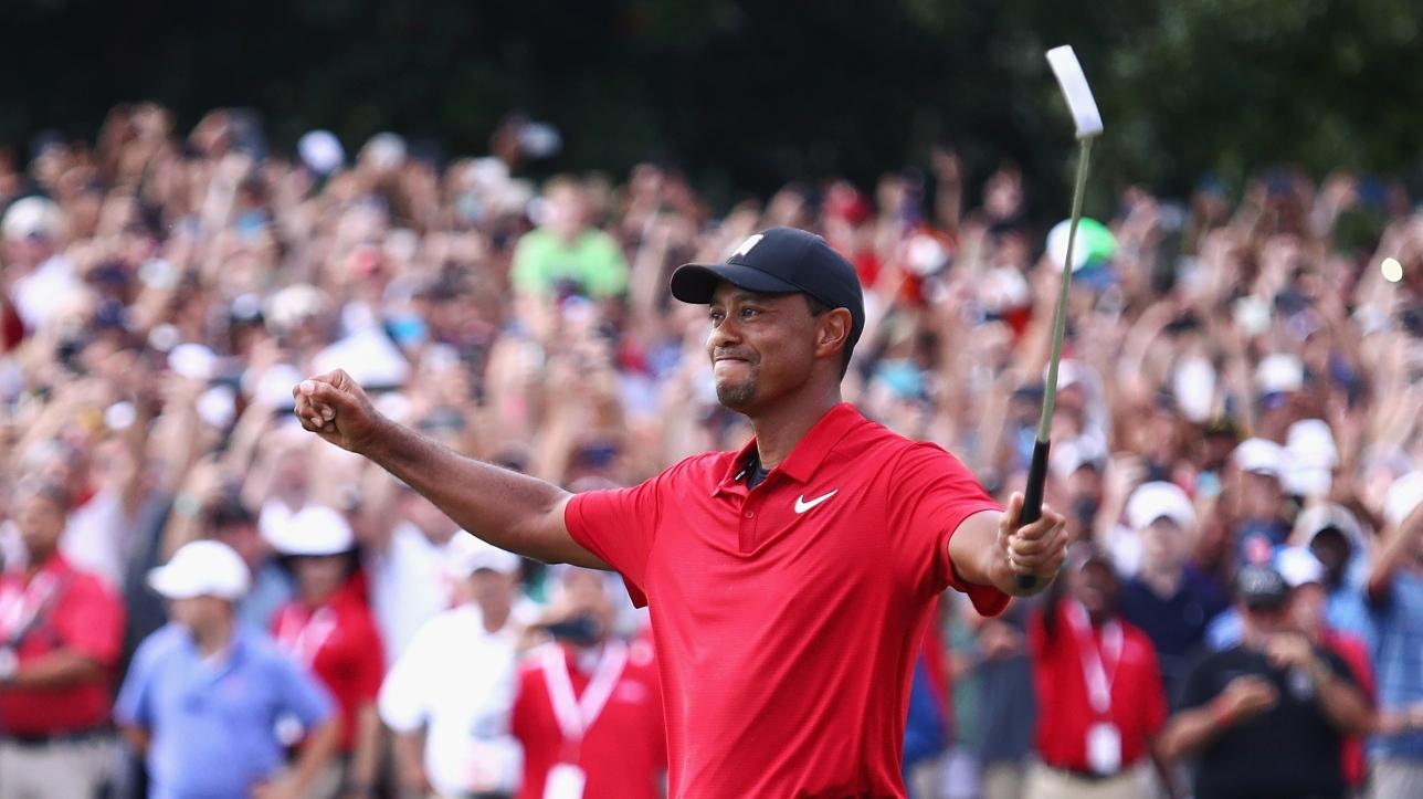 Victoire pour Woods et la Coupe FedEx pour Rose