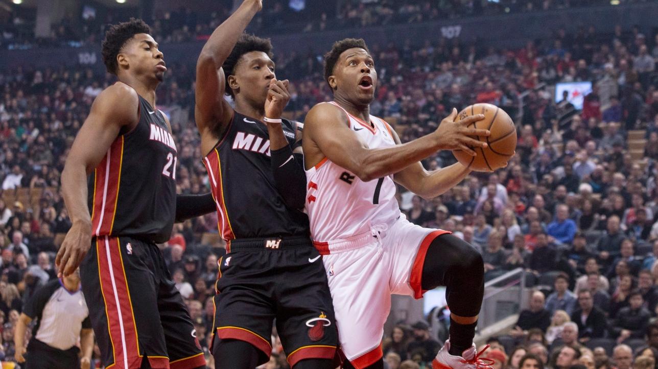NBA : Kyle Lowry doit rater un autre match des Raptors alors qu'il est blessé au dos | RDS.ca