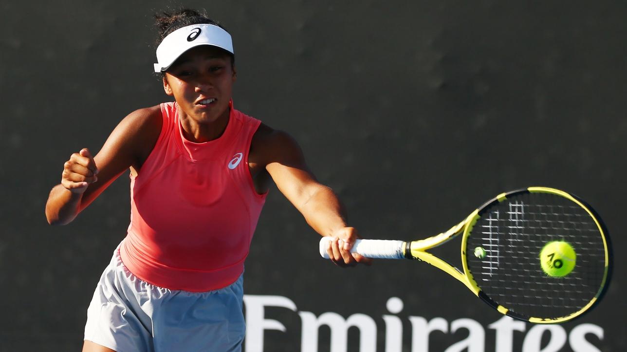 ITF : Leylah Annie Fernandez avance au tournoi de Vancouver | RDS.ca