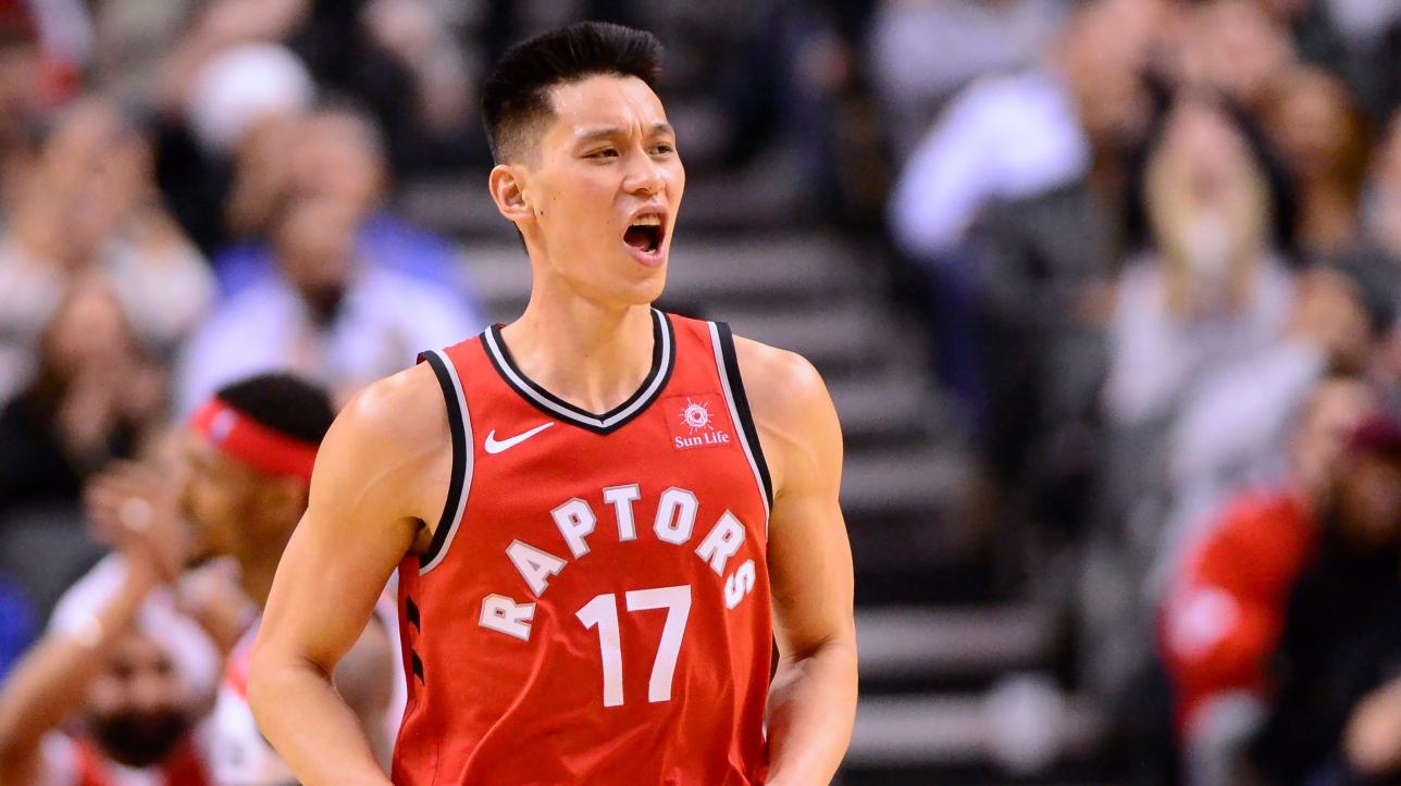 L'ancien des Raptors de Toronto Jeremy Lin pourrait poursuivre sa carrière en Chine | RDS.ca