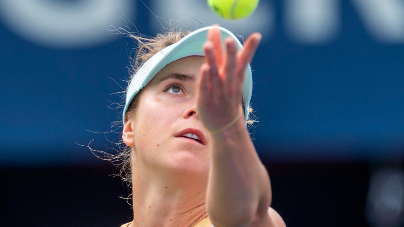 Tennis WTA : Elina Svitolina s'est imposée 6-4 et 6-1 devant Elise Mertens à Cincinnati | RDS.ca