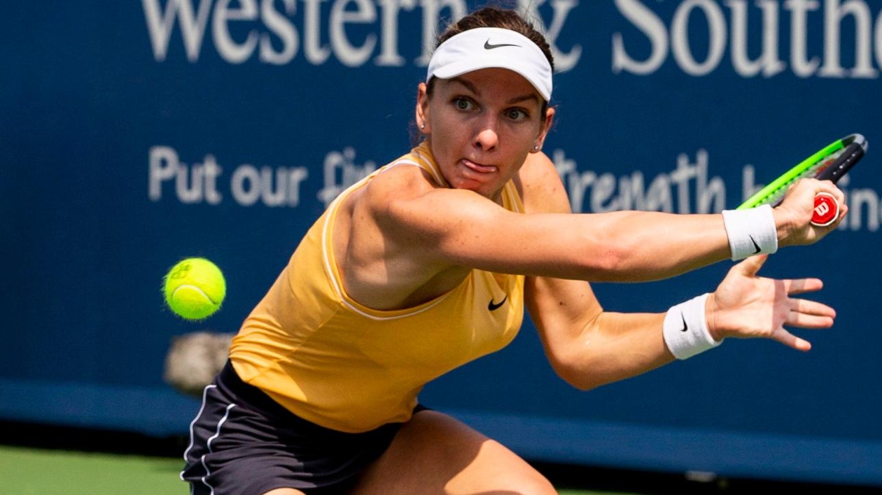 Tennis WTA : Simona Halep, Elina Svitolina et Ashleigh Barty au tour suivant à Cincinnati | RDS.ca