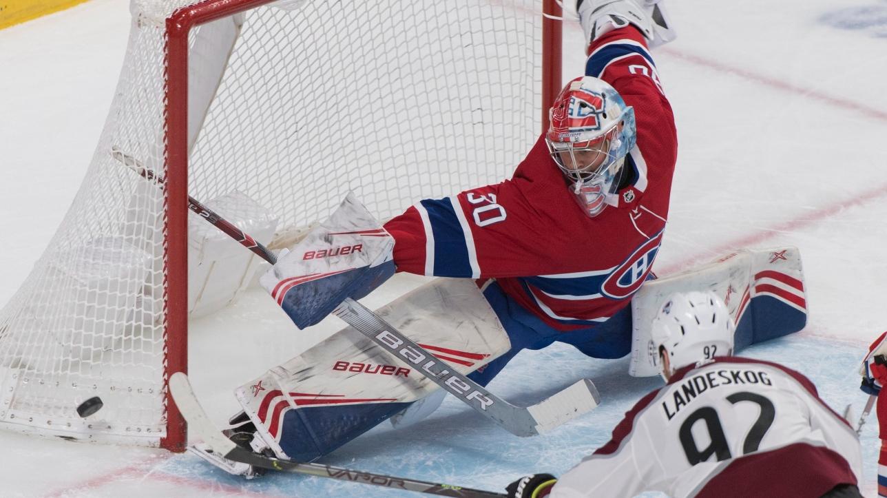 Primeau à Laval; Lindgren rappelé | RDS.ca